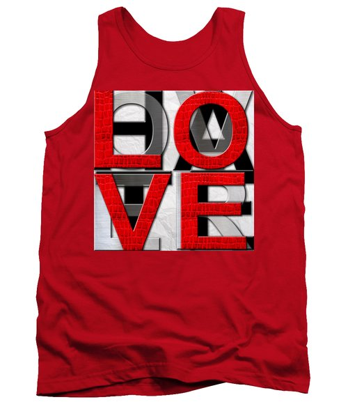 Love Over Hate Tank Top