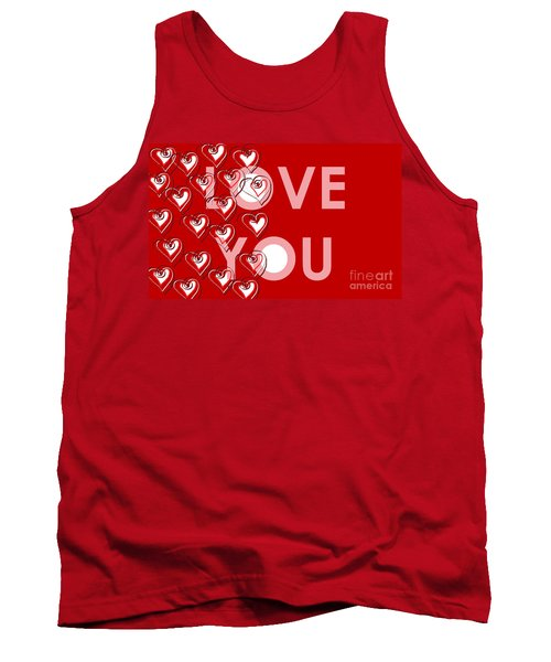 Love You Tank Top