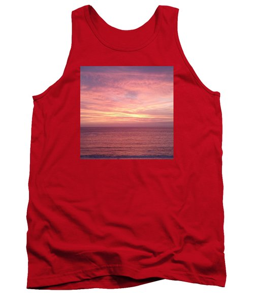 Loving  Sunset Tank Top