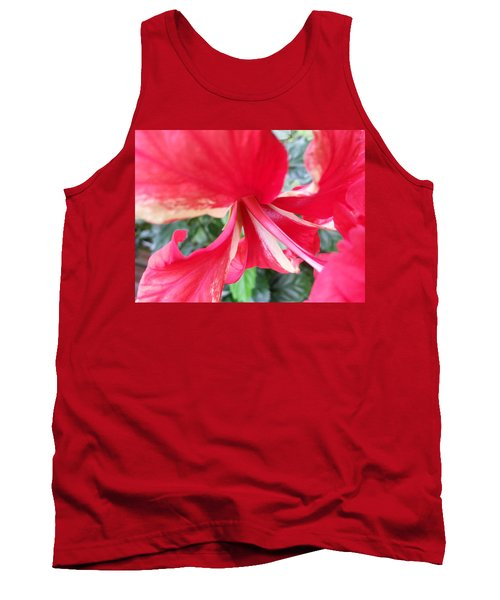 Macro Beauty Tank Top by Fortunate Findings Shirley Dickerson
