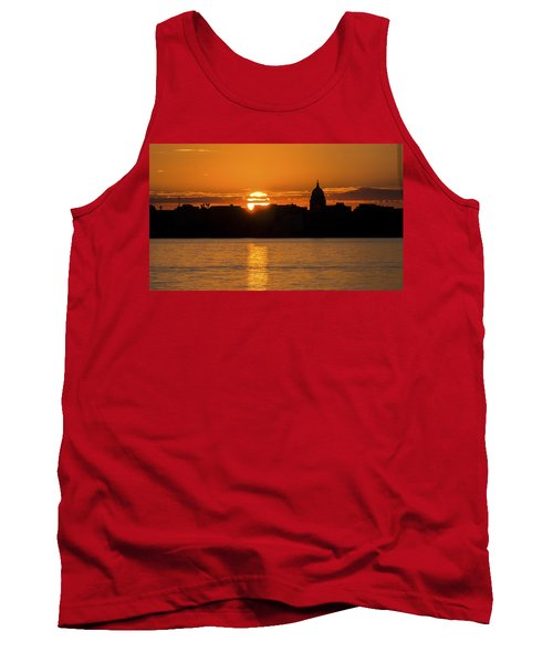 Madison Sunset Tank Top by Steven Ralser