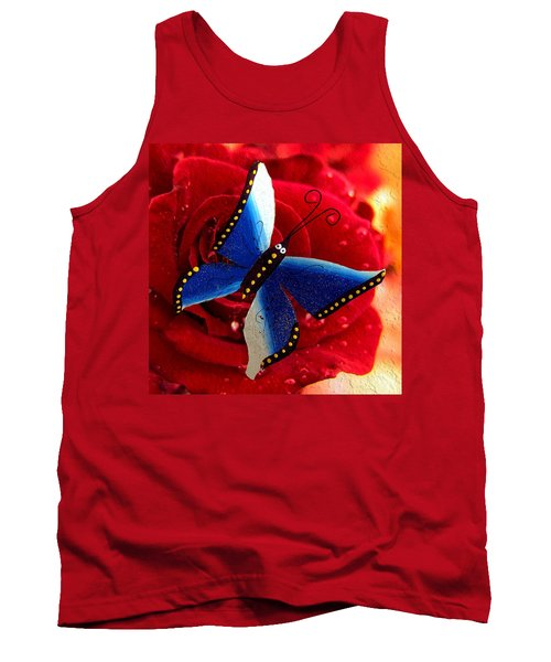 Magic On The Wall Tank Top