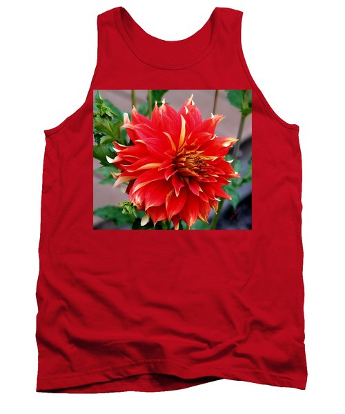 Tank Top featuring the photograph Magnifique by Jeanette C Landstrom