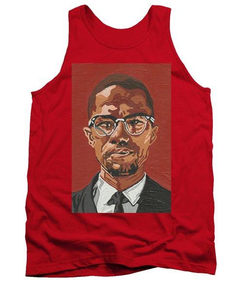 Malcolm X Tank Top