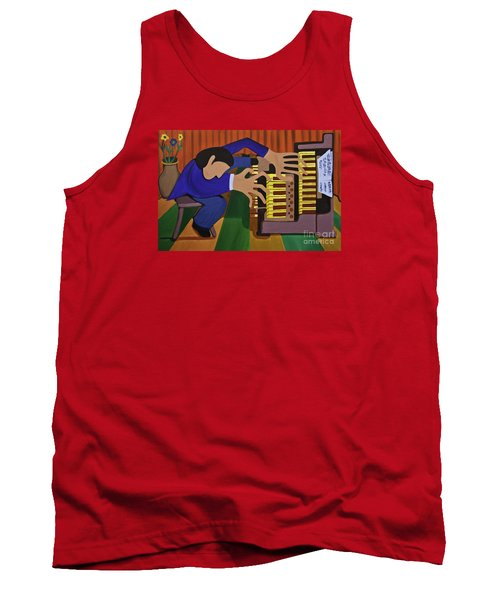 The Organist Tank Top