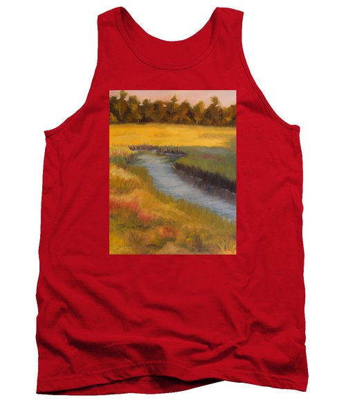Marsh Mellow Tank Top