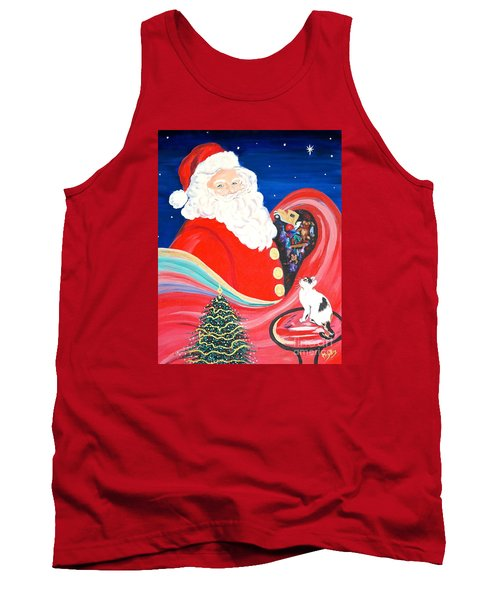 Merry Christmas To All Tank Top