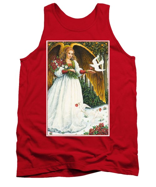 Messengers Of Peace Tank Top