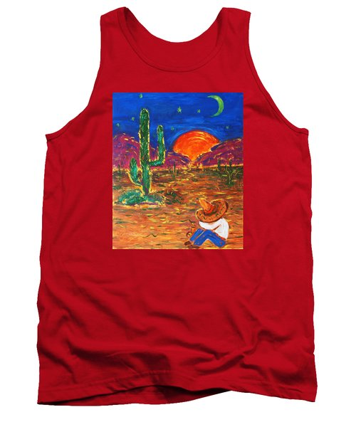 Mexico Impression IIi Tank Top