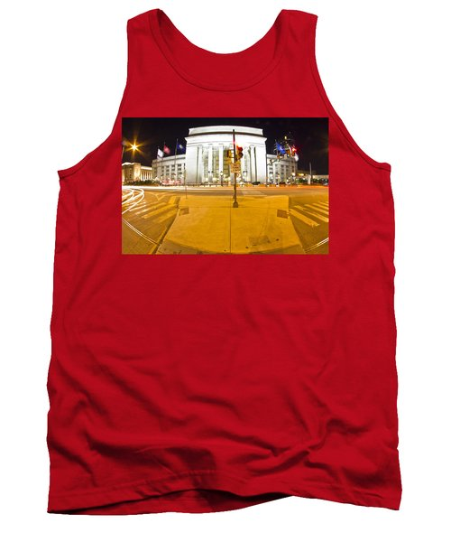 Midnight Train From Philly Tank Top