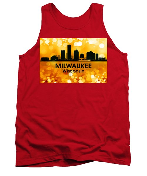 Milwaukee Wi 3 Tank Top