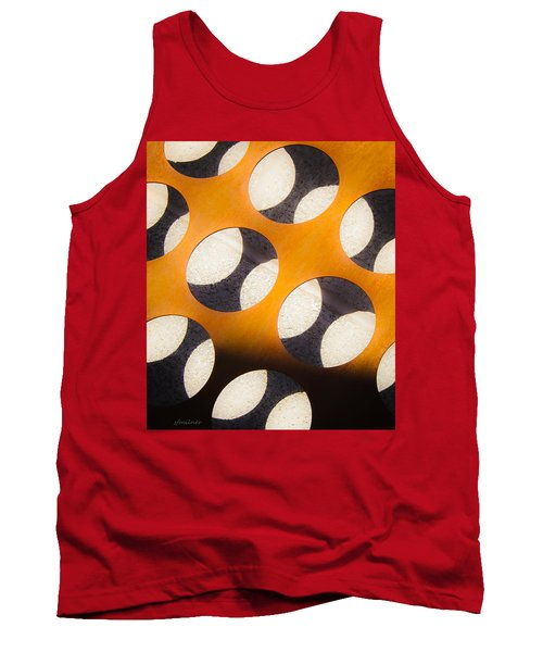 Tank Top featuring the photograph Mind - Hemispheres  by Steven Milner