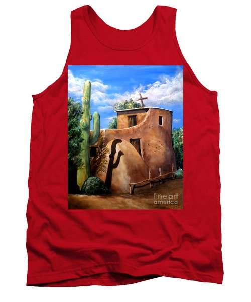 Mission In The Sun Tank Top