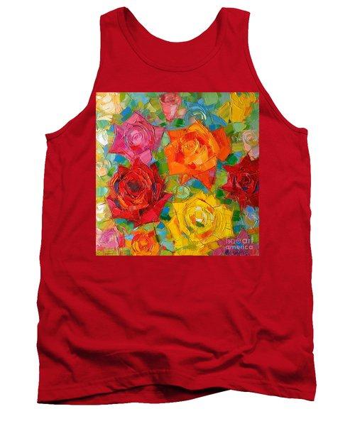 Mon Amour La Rose Tank Top