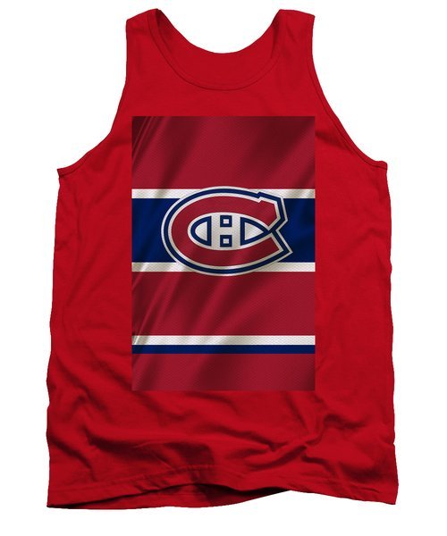 Montreal Canadiens Uniform Tank Top