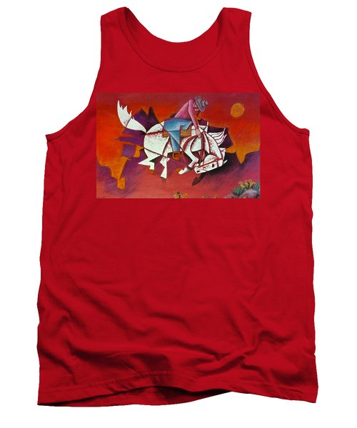 Moonlight Ride Tank Top