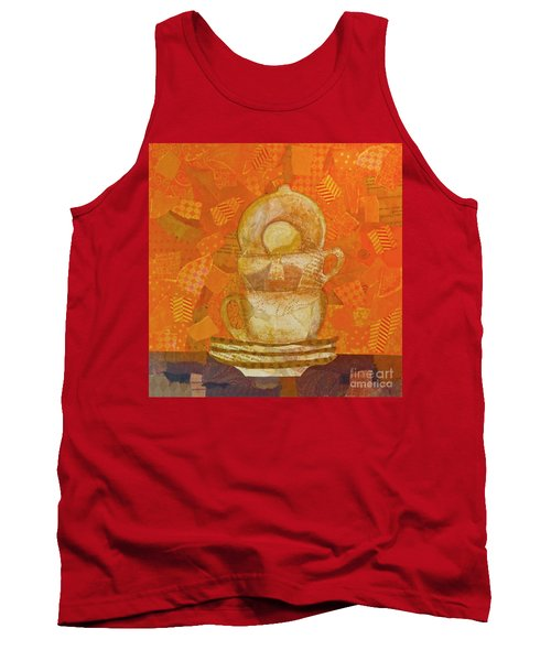 Morning Joe Tank Top by Desiree Paquette