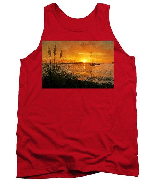 Morning Light - Florida Sunrise Tank Top