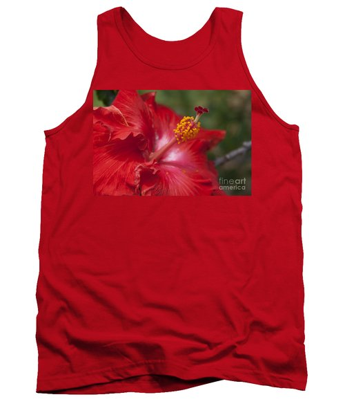 Morning Whispers Tank Top by Sharon Mau