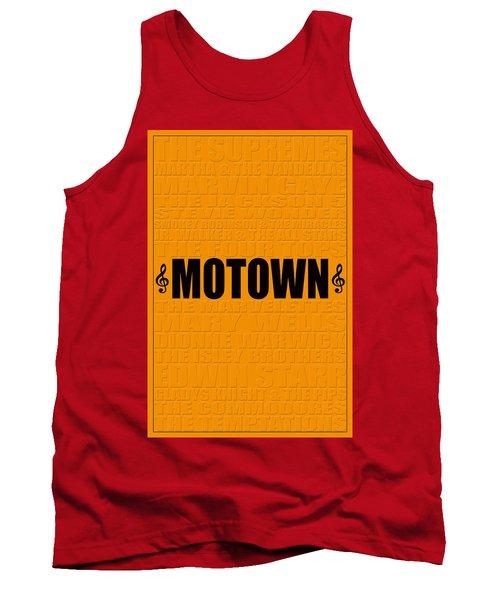 Motown Tank Top