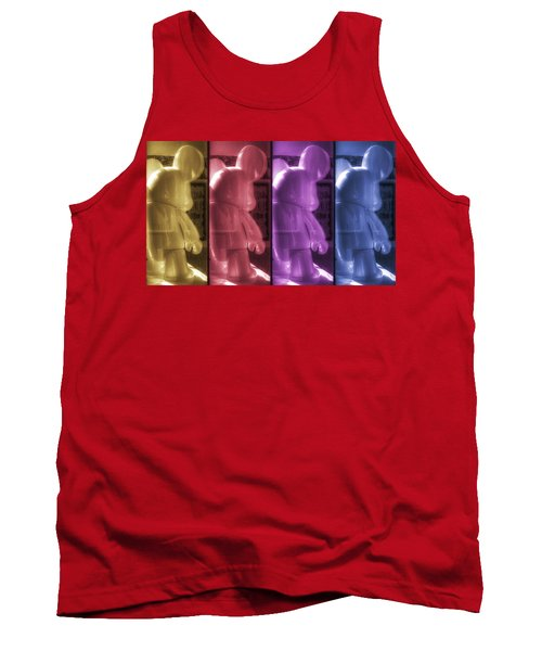 Mouse X4 Tank Top
