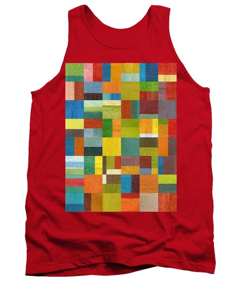 Multiple Exposures Lv Tank Top by Michelle Calkins