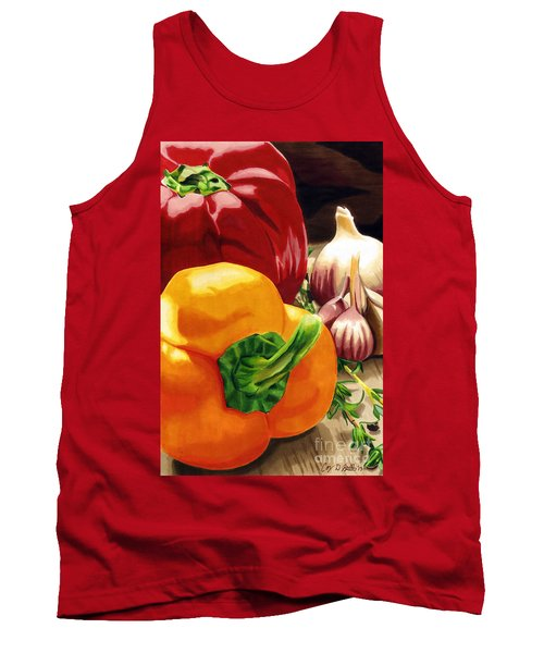 My Cutting Board Tank Top