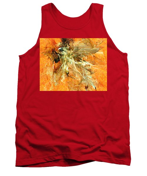 Mystery Paint Tank Top