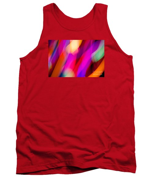 Neon Dance Tank Top