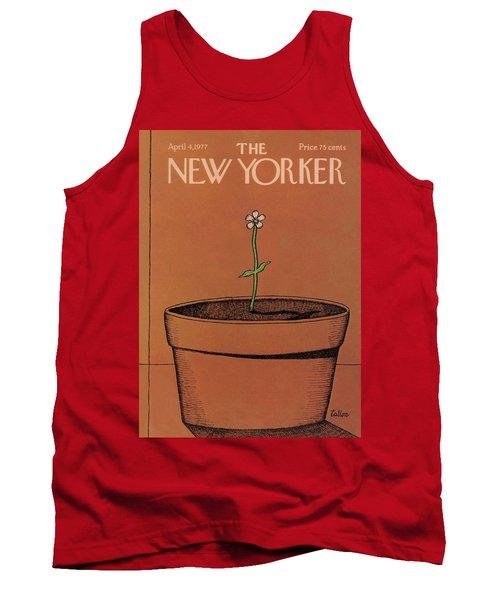 New Yorker April 4th, 1977 Tank Top