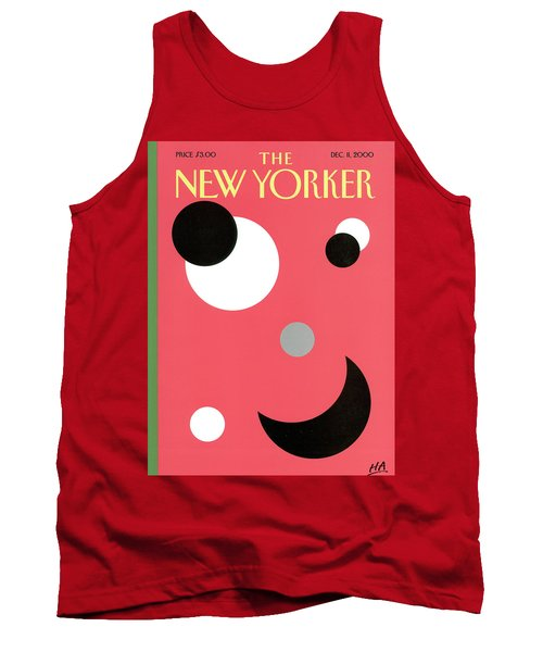 New Yorker December 11th, 2000 Tank Top