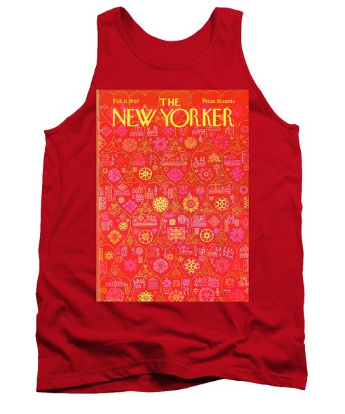 New Yorker February 11th, 1967 Tank Top