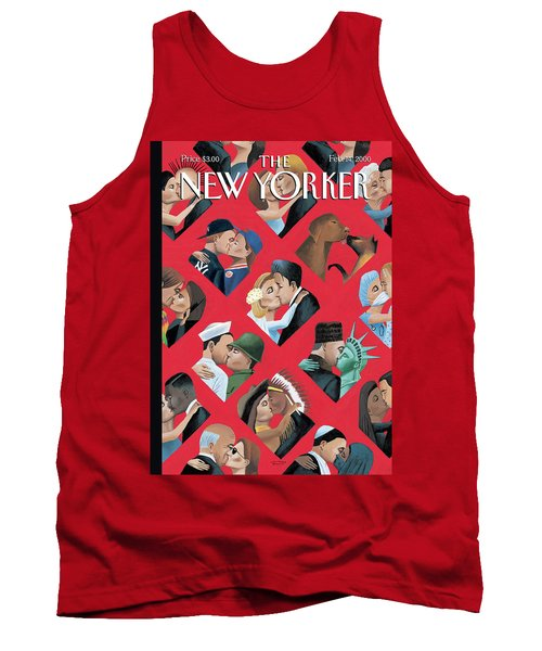 New Yorker February 14th, 2000 Tank Top