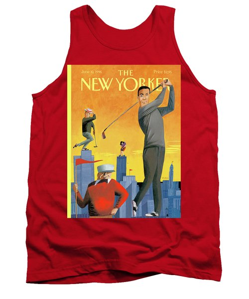 New Yorker June 10th, 1996 Tank Top