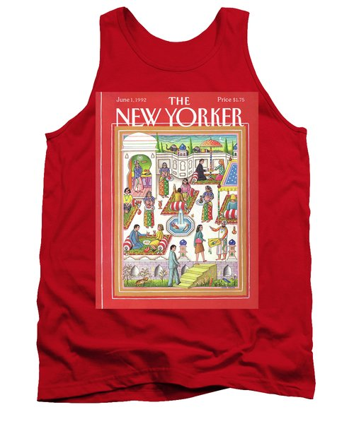 New Yorker June 1st, 1992 Tank Top
