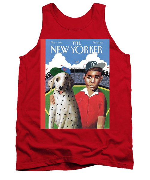 New Yorker May 1st, 1995 Tank Top