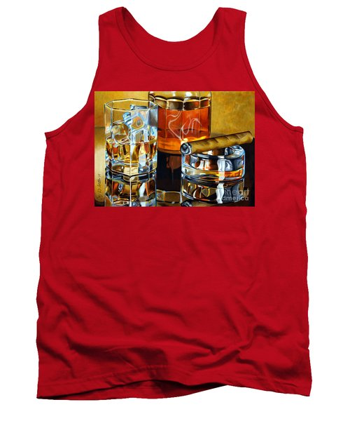 Nightcap 2 Tank Top