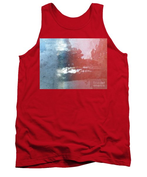 Tank Top featuring the photograph Not Making Violet by Brian Boyle