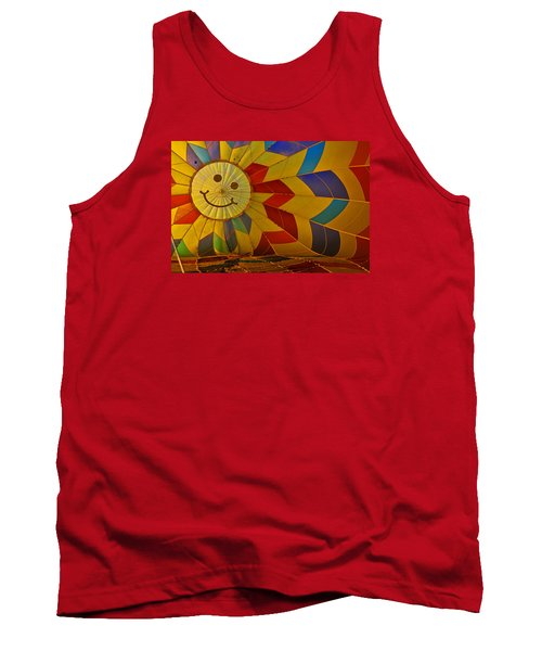 Tank Top featuring the photograph Oh Happy Day by Mike Martin