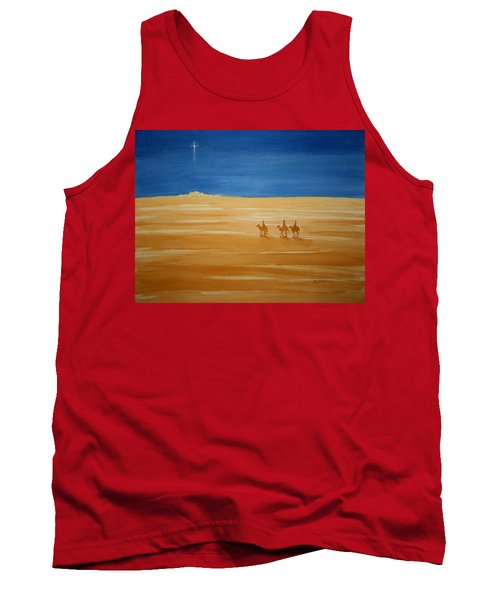 Oh Holy Night Tank Top