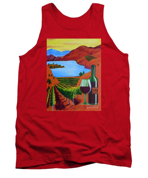 Okanagan Wine Country Tank Top