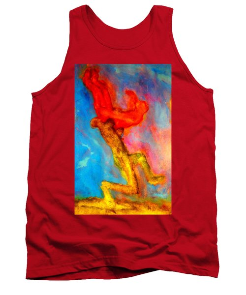 I Will Carry You Anywhere But Where Will You Go  Tank Top