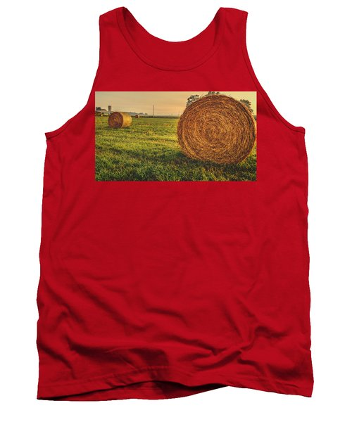 On The Field  Tank Top