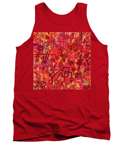 One Wall Tank Top