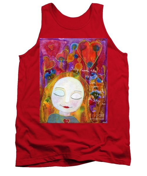 Only From The Heart Tank Top