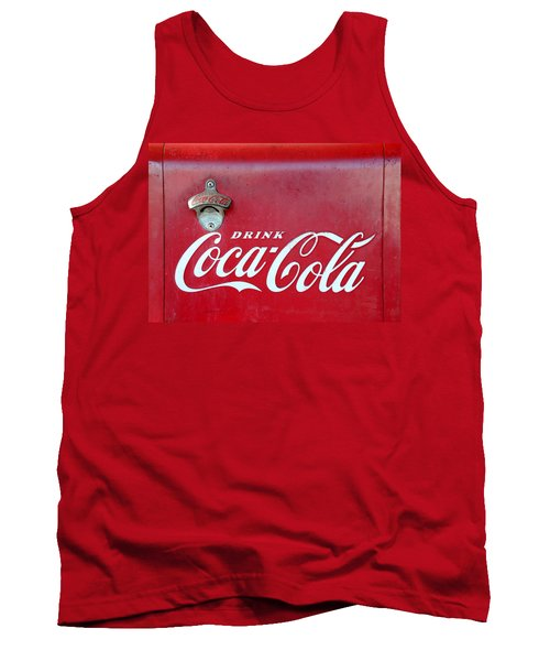 Open The Real Thing Tank Top