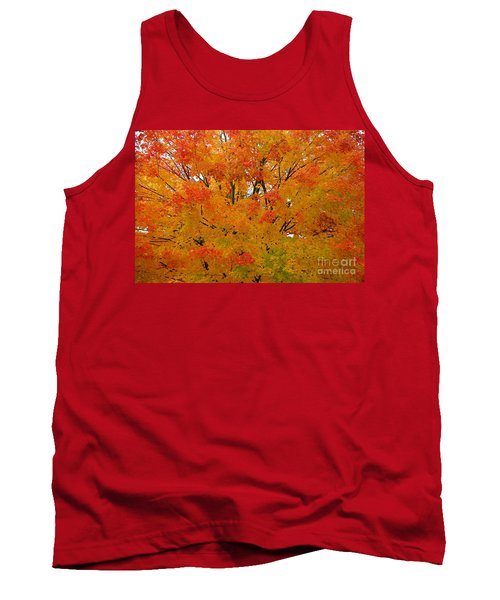Tank Top featuring the photograph Orange Crush by Robert Pearson
