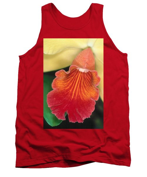 Orchid 16 Tank Top by Andy Shomock
