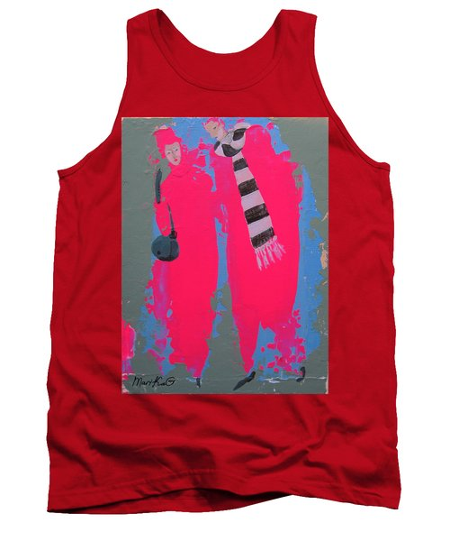 Paris Promenade Tank Top