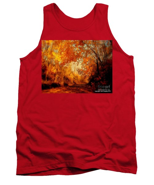 Path Of Gold Tank Top